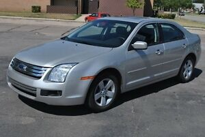 2006 Ford Fusion sedan as is