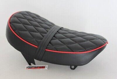 Sitzbank für Monkey schwarz für Honda Skyteam Skymini Monkey Seat  356 r