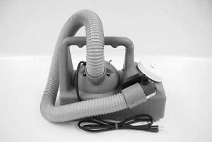 Air Duct Cleaning Tools!  - Heat Seal Equipment