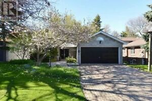 North York-Beautiful 3 Bedroom Detached Bungalow with Ravine Lot