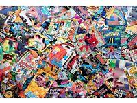 Comics wanted , Magazines wanted . Cash waiting !!
