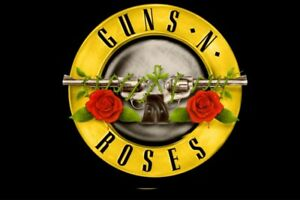 Guns N' Roses Sunday October 29th @ 7:30pm FRONT ROW TICKETS