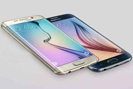 Samsung galaxy s6 h 32GB sim free A great with warranty