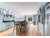 Beautiful, superbly presented five double bedroom, four bathroom house, Coniger Road, SW6