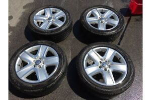 18 Inch Used OEM Alloy Rims