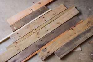 WANTED- Scrap Wood in Halifax Area