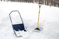 Commercial/Residential Snow Removal Book Now!