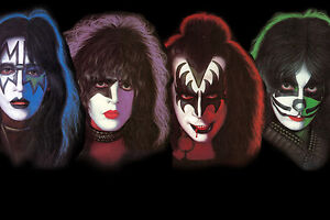 RECORDS! SEVERAL TO CHOOSE & ALL KISS IS 1/2 PRICE THIS MONTH!!!