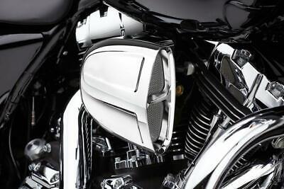 Cobra PowerFlo Air Intake System Chrome #606-0102 Harley Davidson