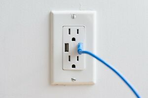 Electrical Outlets / Lights Installation