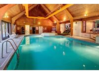 4 nights hoilday bed and breakfast at Kingsmills Hotel Inverness, swimming pool