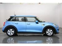MINI HATCH COOPER D (electric blue) 2015