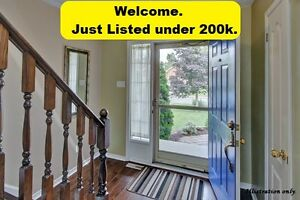 New London Homes for under $200k. 5 new this week! London Ontario image 1