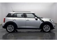 MINI COUNTRYMAN COOPER D BUSINESS EDITION (crystal silver) 2016