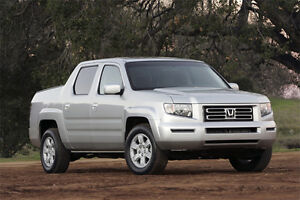 2006 Honda Ridgeline EX-L LUXURY SPORT PKG-LEATHER-SUNROOF-NAVI