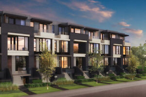 Brand New Freehold Modern Townhomes at Whitby/ Oshawa Border