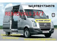 NI HOME GROUP....24/7 HOUSE REMOVAL SERVICES,CHEAPEST PRICES....