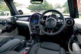 Mini Cooper f55 f56 airbag kit door breaking