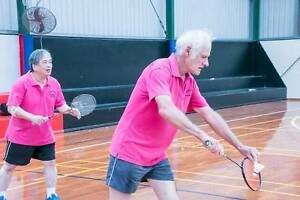 COME & TRY BADMINTON Mount Gravatt East Brisbane South East Preview