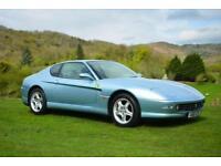 2001 Ferrari 456M 5.5 GTA Automatic LHD 22,000 MILES