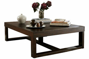 Ashaley furnature western coffee table Paid $250 Sell $125.