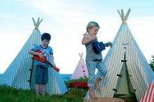 CHILDRENS TEEPEES   NEW & BOXED   PERFECT CHRISTMAS PRESENT Brisbane Region Preview