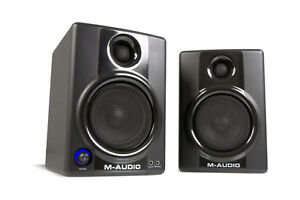 WANTED TO  BUY -COMPUTER SPEAKERS WITH SUBWOOFER OR WITHOUT ONE