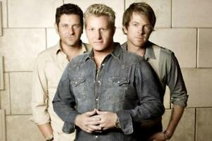 Discounted Rascal Flatts Tickets   Last Minute Delivery Guaranteed!