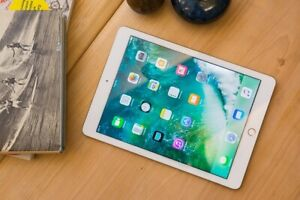 SYED CELLULAIRE !! IPAD 6th generation (32GB, Wi-Fi, White and S