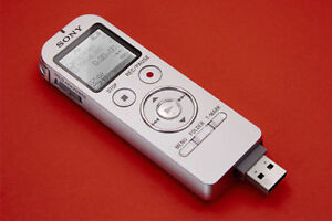 Selling high quality sony voice recorder