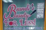 Brandi's Beauty For Less