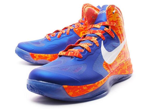 Florida Gators Basketball Team Shoes