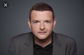 £160 X2 Kevin bridges tickets sat 20th October sse hydro