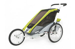 Chariot Cougar 1 Stroller and Bike Attachement
