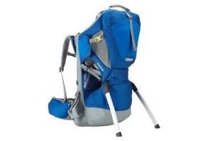 Porte-bébé de randonnée Thule Sapling - Gris/Bleu