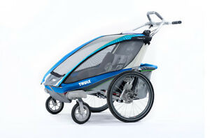 Looking for a double chariot or Bob stroller