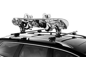 Cap-it Cranbrook is your source for Thule Snowboard Racks!