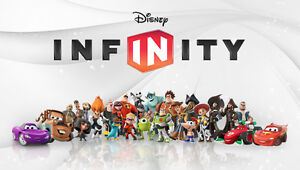 Disney Infinity 3.0 Game for Xbox 360 and Characters