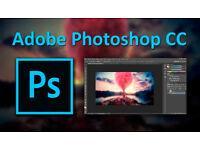 ADOBE PHOTOSHOP CC 2018 MAC or PC...