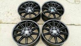 "19"" mv4 alloy wheels"