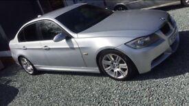 2007 BMW 3 series 318d Diesel M sport 6 speed