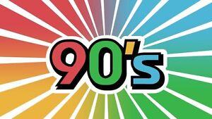 I love the 90's tour.