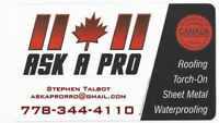 Roofing Services - Roofing Inspections - Residential  Commercial