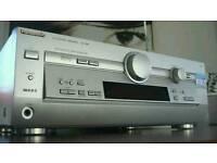 Panasonic sahe7 av surround sound system amplifier
