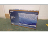 Samsung curved 43' inch smart TV