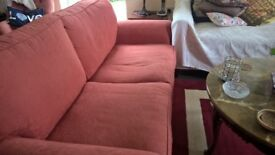 2 seater sofa bed collection from Haywards heath