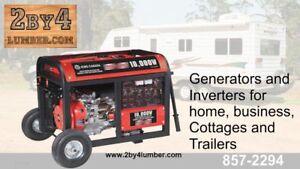 Generators and Inverters