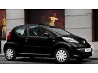 Blk Peugeot 107 44k miles 12 month tax and 12 month MOT
