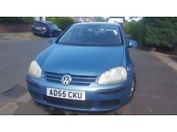 Golf 1.4S 5 dr REDUCED ONLY £1475