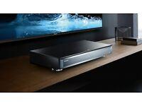 Panasonic DMP-UB900EB-K Native 4K Ultra HD Blu-ray Player + 7 Films